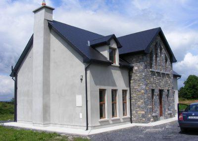 Moyne New House Build